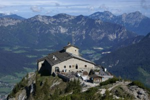 Das Kehlsteinhaus in Berchtesgaden